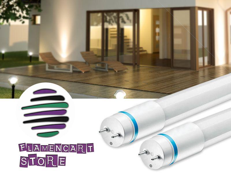 Flamencart - Offerta Tubi LED - Occasione Tubi LED