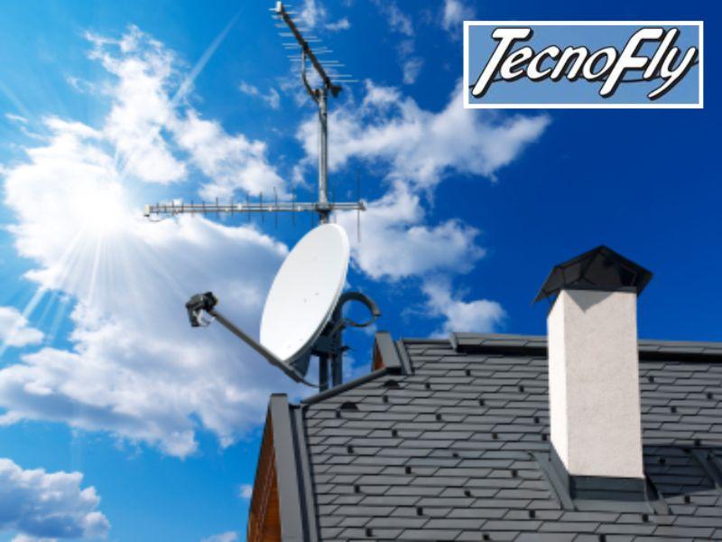 la tecnologia in casa tua con tecnofly