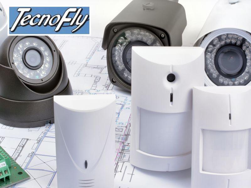 sistemi di videocontrollo con tecnofly