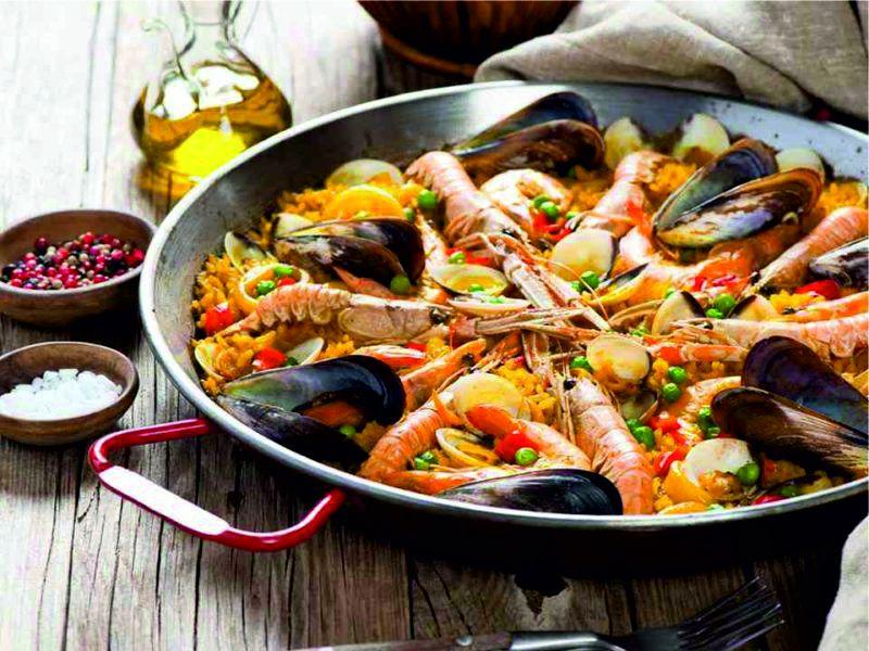 Offerta paella e sangria - Occasione festa di fine estate - Ristorante La Quercia