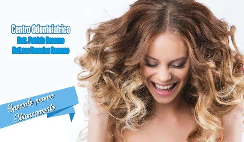 offerta sbiancamento dentale - promozione lampada zoom centro odontoiatrico bassano