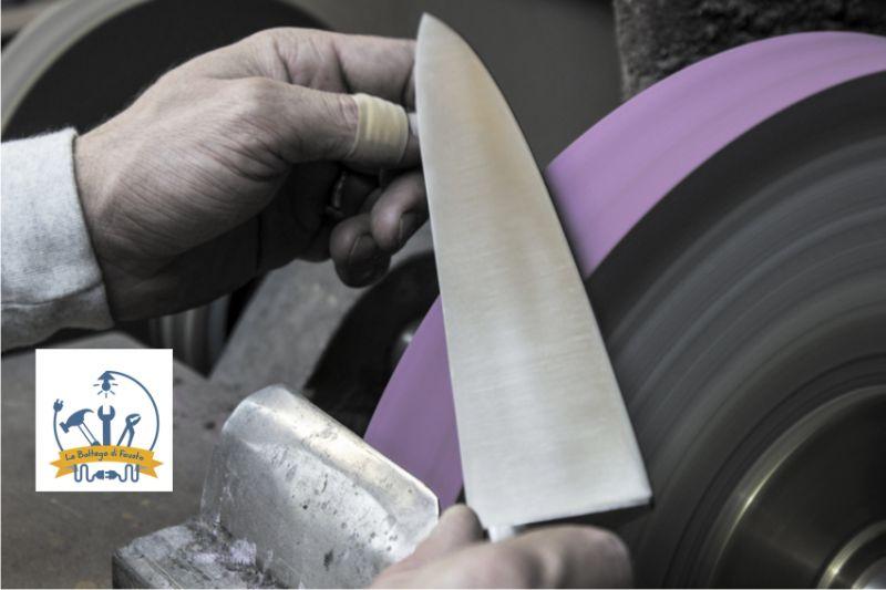 Offerta affilatura coltelli a Siena