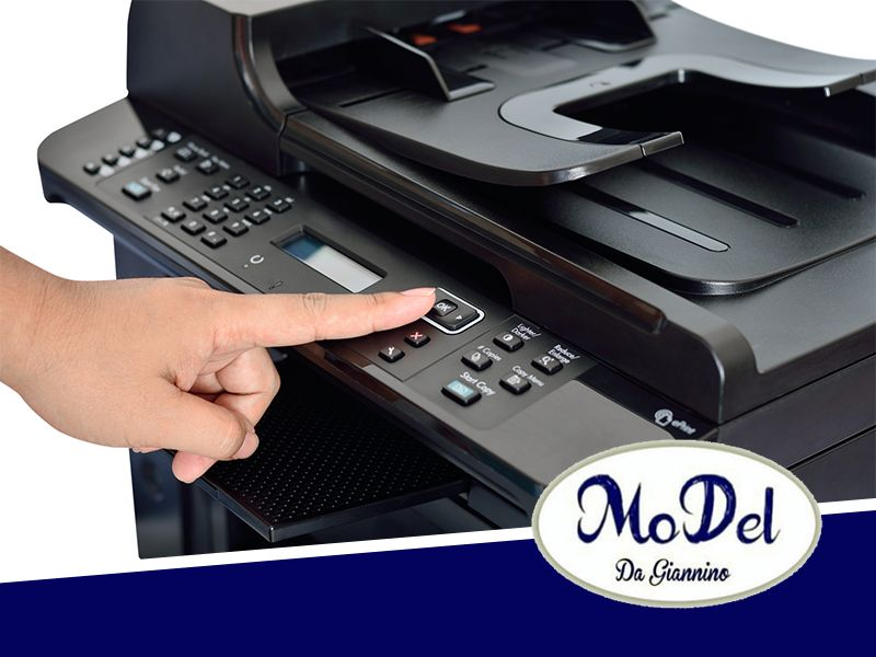 MoDel Da Giannino - Offerta Toner - Promozione Carta A4