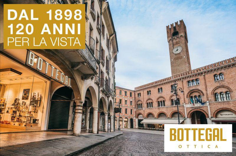 Offerta distribuzione occhiali di qualita' a Treviso - Ottica Bottegal