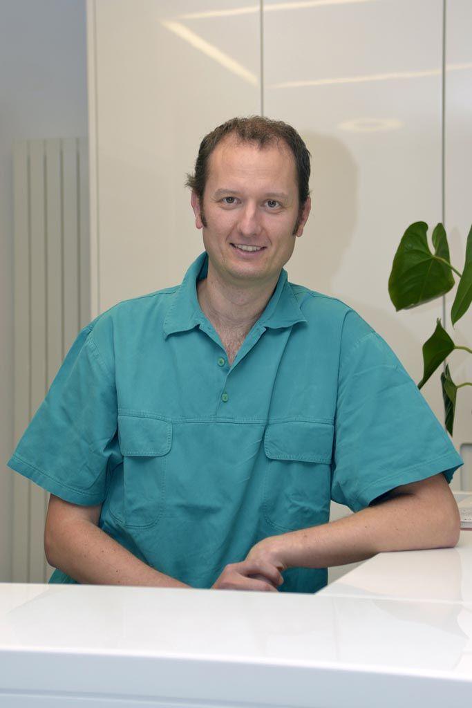 Latronico Dott. Matteo laureato in Odontoiatria