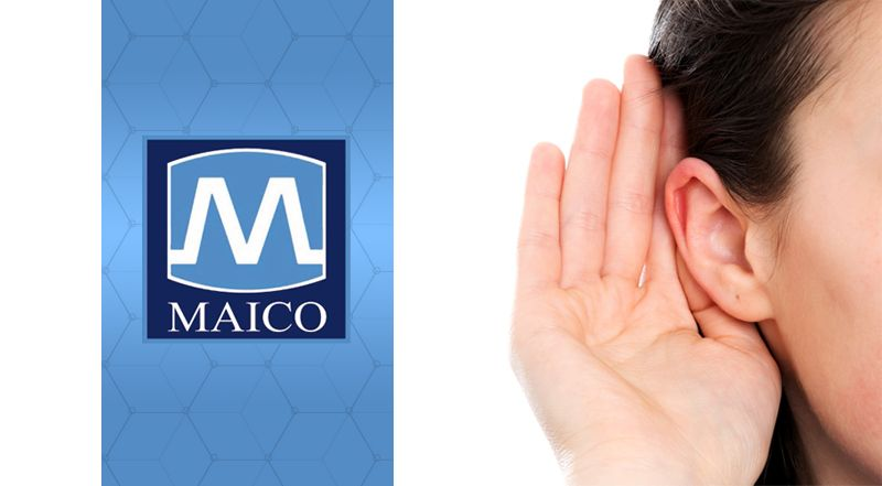 offerta controllo prova udito gratuita - vendita assistenza apparecchi acustici maico