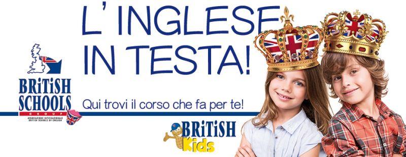 sono aperte le iscrizioni ai corsi british kids alla british school di benevento