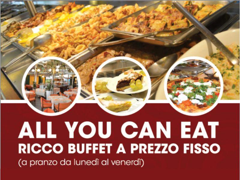 ricco buffet a all you can eat a 12euro latisana