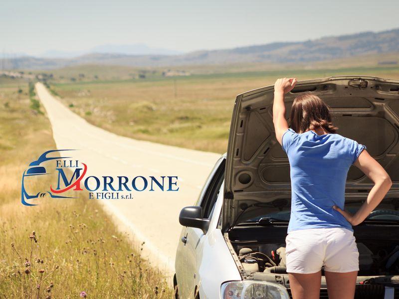 offerta controllo auto partenza vacanze - manutenzione auto ordinaria soccorso stradale