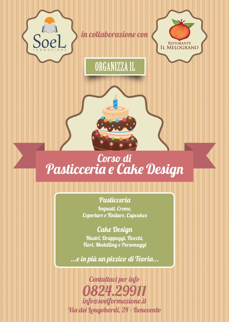 Corso Pasticceria E Cake Design Roma : Soel Formazione Concorso vigili del fuoco a Benevento ...
