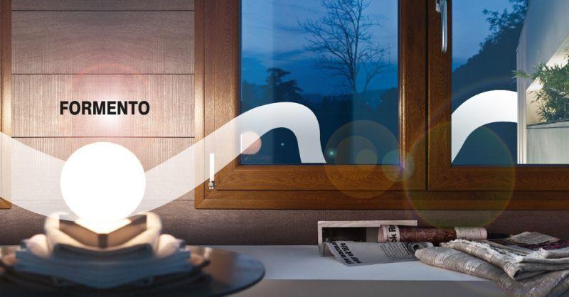 offerta produzione serramenti termici in alluminio - occasione installazione vetri isolanti