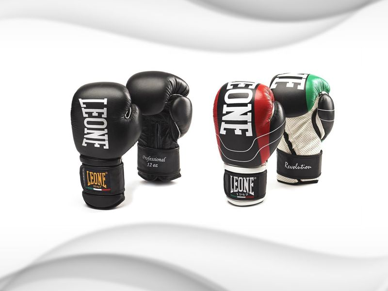 Si!Happy - Offerta Guanti Boxe Leone - Promozione Guanti Boxe -  The Fighter's Forge