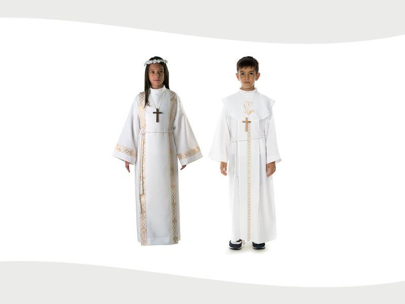 Promozione - Offerta - Occasione - tunica prima comunione - Cosenza