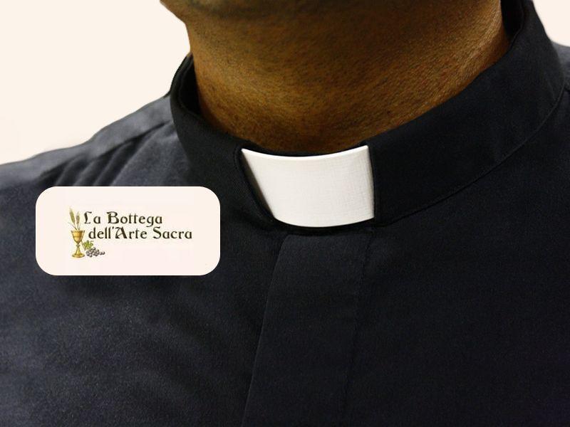 offerta camicia da prete  - promozione abbigliamento prete sacerdote