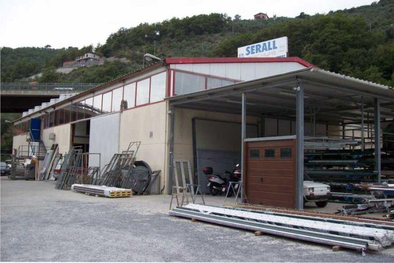 Vendita Serramenti in Alluminio Imperia | SERALL