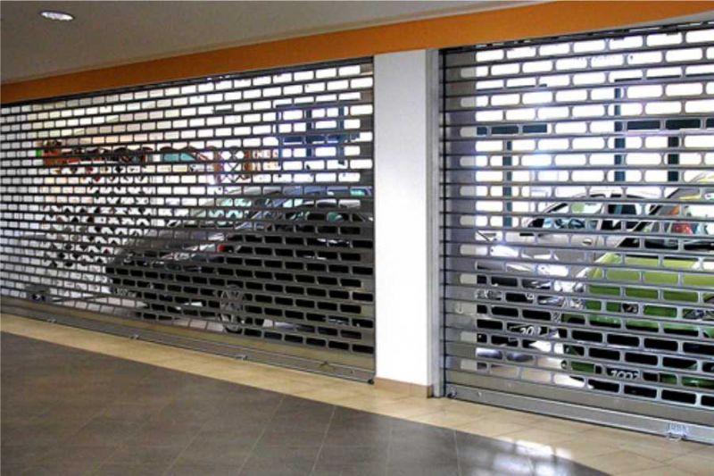 Vendita ed Installazione Serrande metalliche