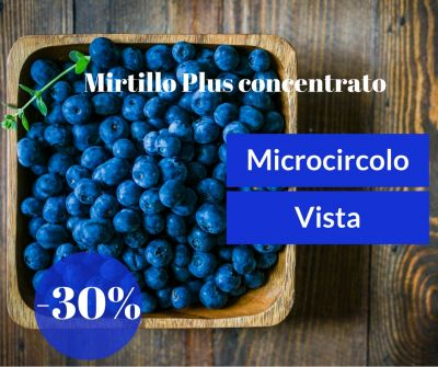 mirtilli e microcircolo