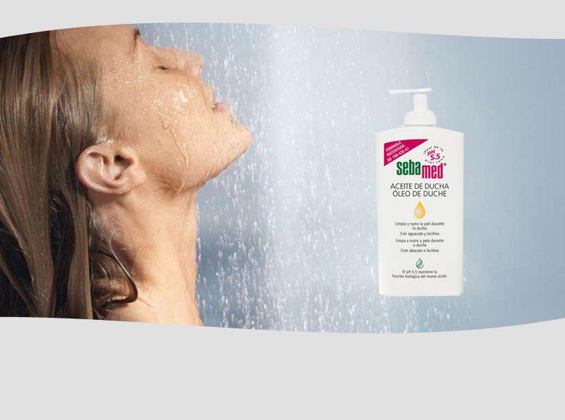 Promozione - Offerta - Occasione - Seba med olio bagno doccia - Fasano