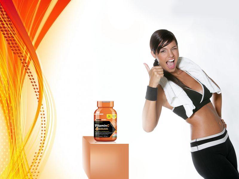 Occasione Vitamin C4 Natural Blend Fasano - 90 compresse Fasano - Farmacia Dr. Domenico Pomes