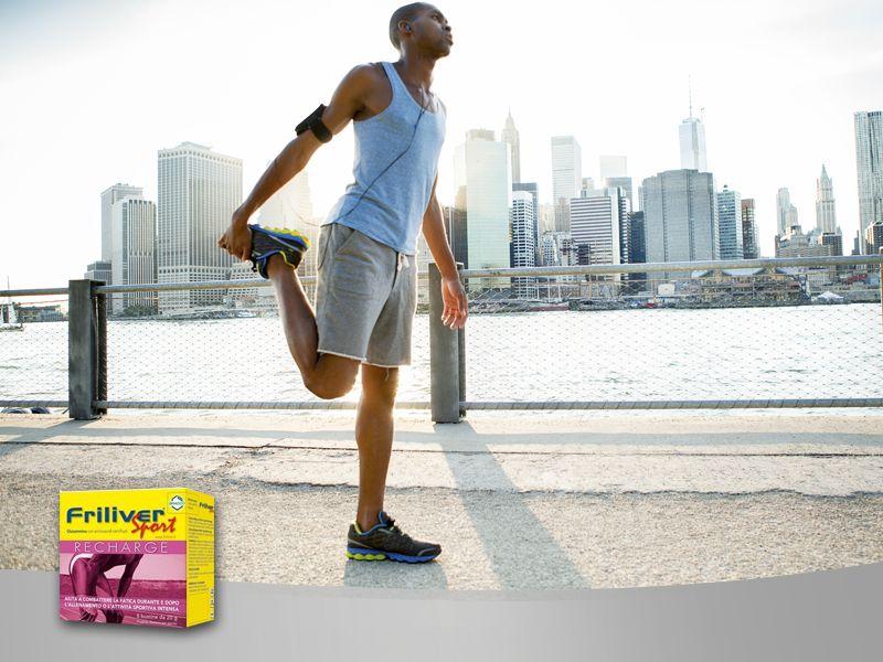 Promozione Friliver Sport Recharge Fasano - Occasione prodotti sportivi - FarmaciaDomenicoPomes