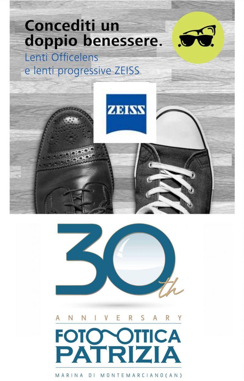 Offerta lenti  progressive zeiss - promozione lenti office zeiss