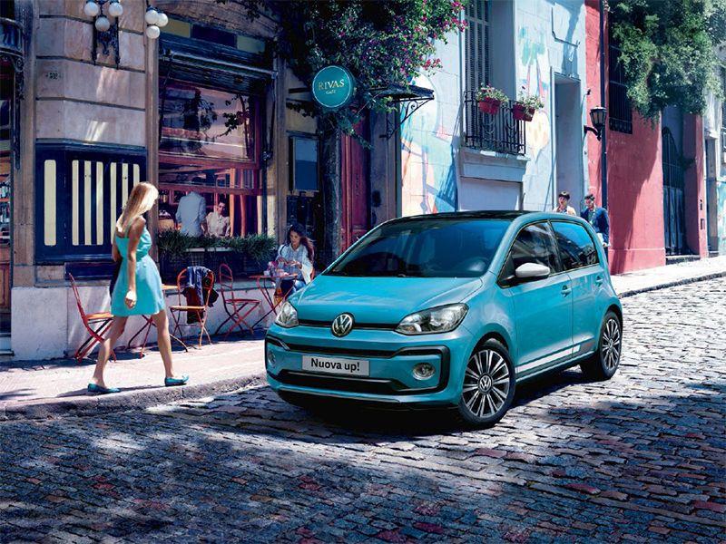 Promozione - Offerta - Occasione - Nuova Volkswagen Up - Perugia - Siena