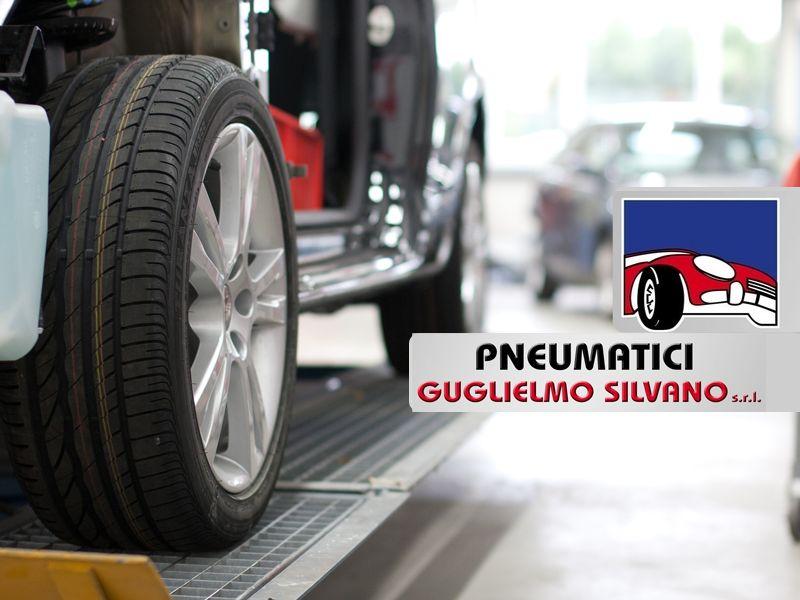 offerta assistenza pneumatici promozione officina revisioni guglielmo silvano pneumatici