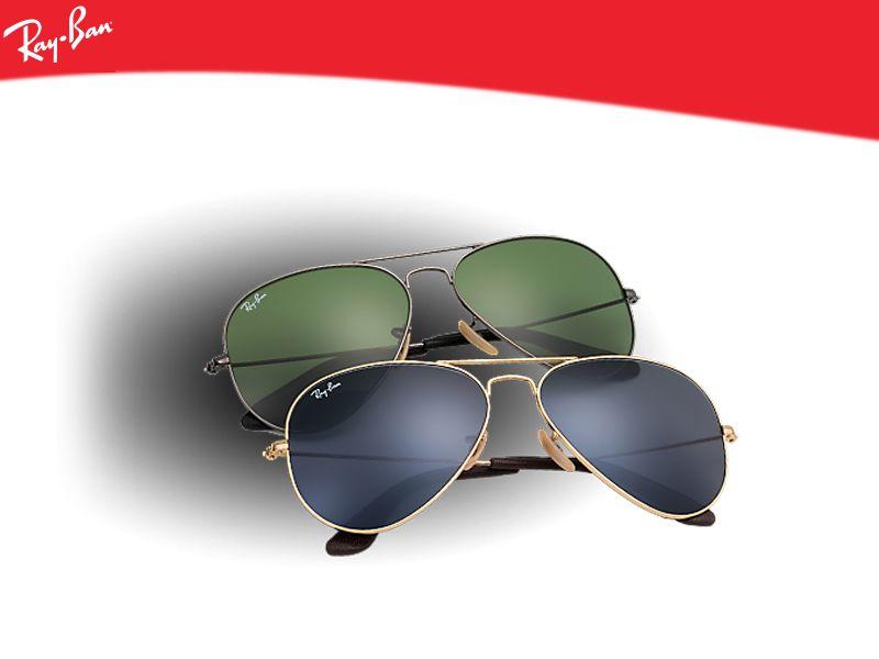 occasione occhiali da sole ray ban aviator offerta occhiali ray ban ottica califano