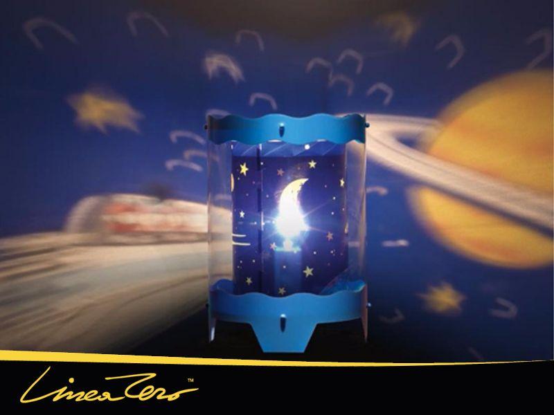 Offerta Aplique Lampagirò revolving Lamp - Promozione lampade bambini Soluzioni Luce