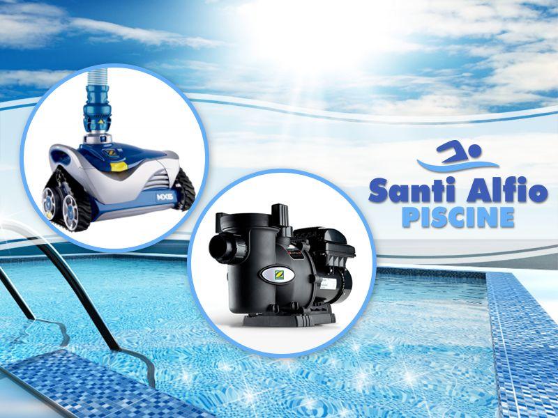Offerta Prodotti Manutenzione Piscina - Promozione Accessori Piscina - Santi Alfio Piscine