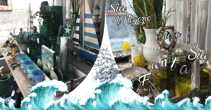 Offerta vendita vettovaglie per la casa in stile marino a Treviso -  Sia