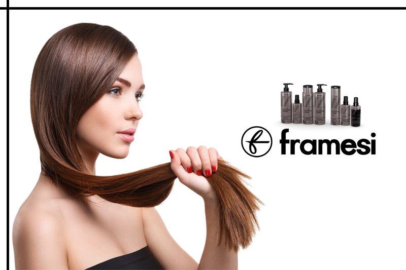 Offerta Trattamento lisciante Framesi moothing System Ponzano Veneto - Parrucchiere Bigodini