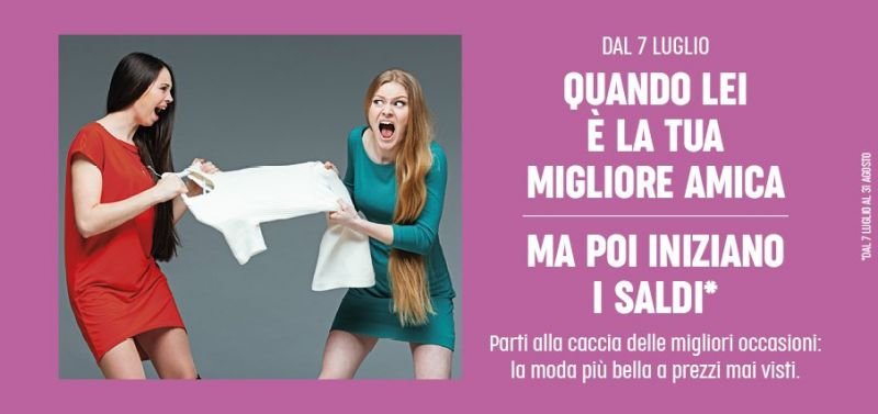 Offerta sconti saldi su abbigliamento a Verona - Promozione Occasioni e sconti accessori