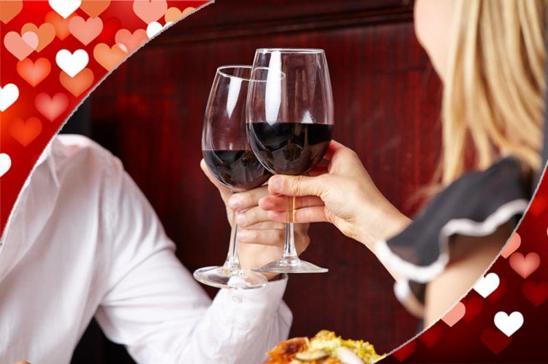 San Valentino al Garlini. Scopri il Menù!