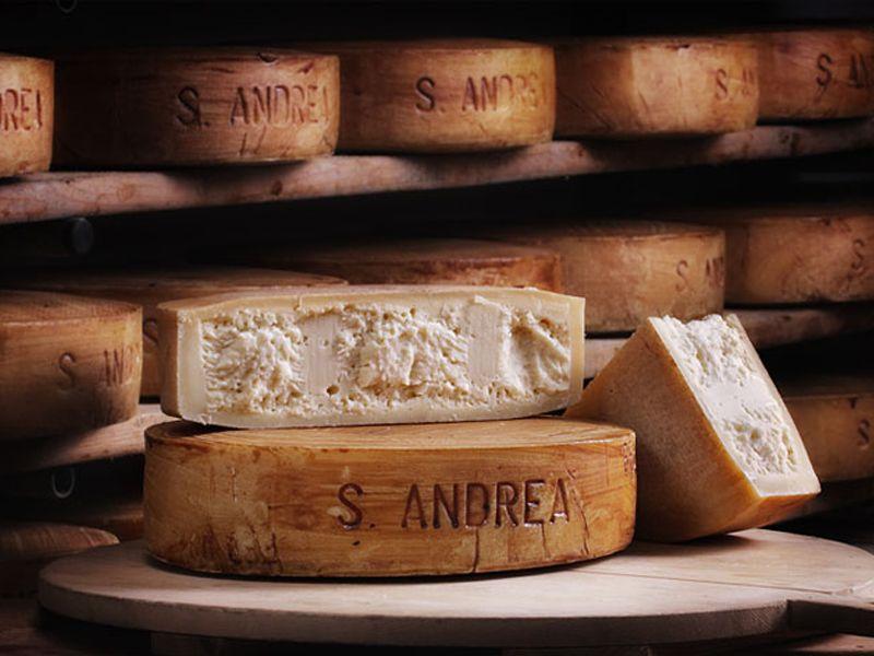 formaggio santandrea stagionato