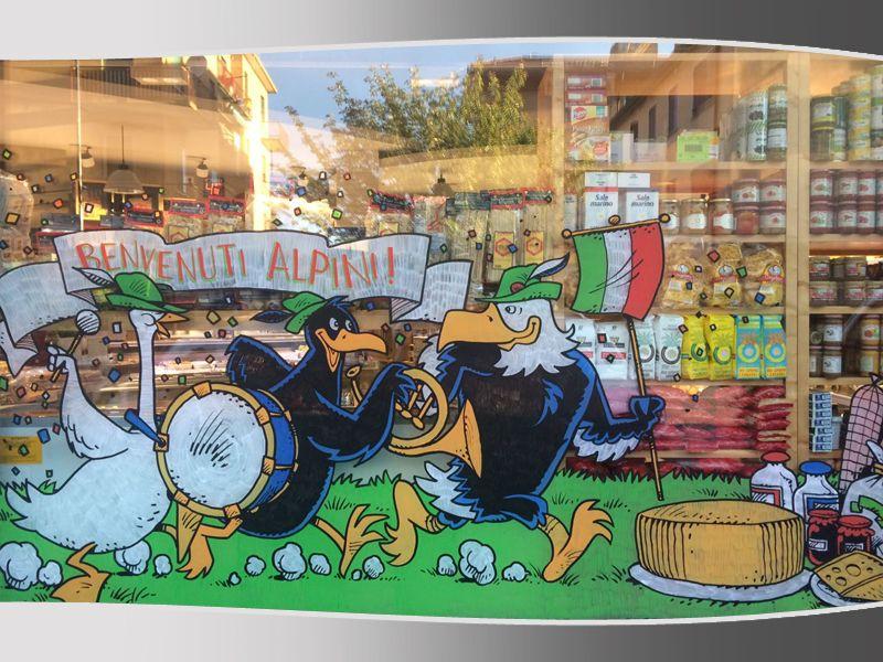 Promozione Adunata  Alpini Treviso - Offerta Adunata  Alpini Treviso - Latteria Sant'Andrea