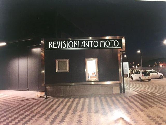 CENTRO REVISIONE MACCHINA MOTO AUTO