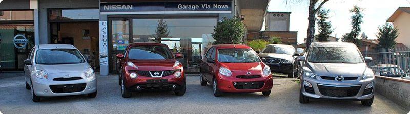 NOLEGGIO AUTO PULMINO GARAGE VIA NOVA