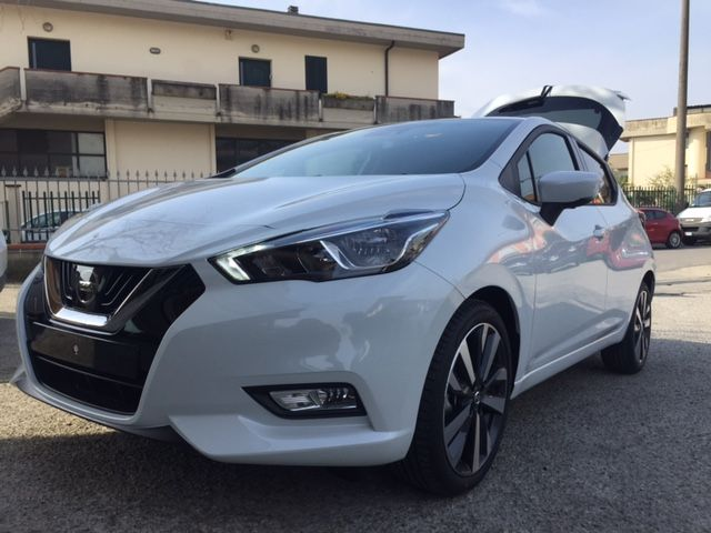 GARAGE VIA NOVA AUTO MICRA 2017