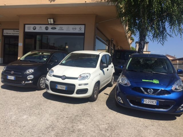NOLEGGIO GARAGE VIA NOVA AUTO SOCCORSO STRADALE