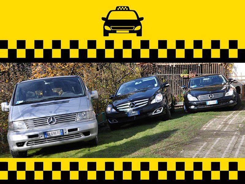 promozione offerta occasione servizio taxi e minibus trento