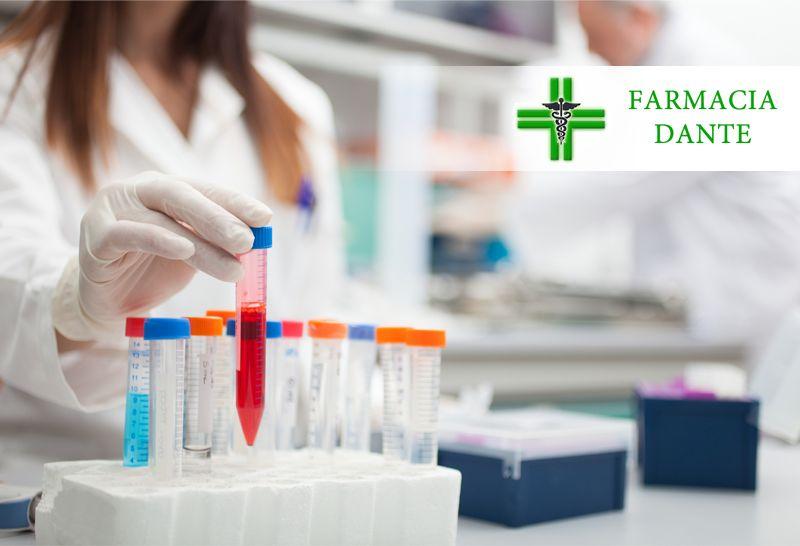 Analisi del Sangue presso Farmacia Dante