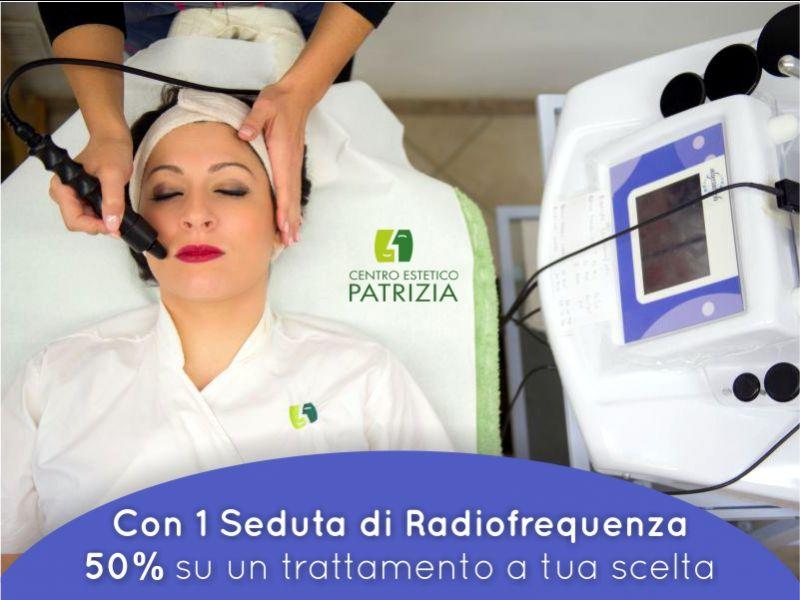 offerta radiofrequenza promozione trattamento estetico centro estetico patrizia