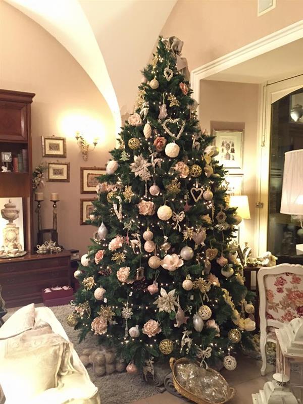 Regali di natale addobbi ed oggettistica natalizia da for Casa antica arredamenti