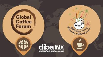 primo global coffee forum diba 70 distributori professionali rassegna stampa