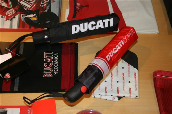 ombrello ducati corse 14 pocket by perletti