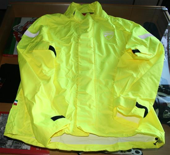 giacca antipioggia ducati strada 2 by revit