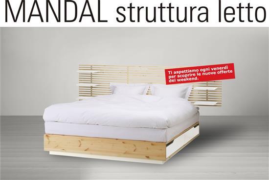 strutture letto in offerta: letto singolo una piazza elegante ... - Struttura Letto Offerta