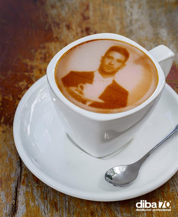 ripple maker schiuma del caffe e stampa 3d diba 70 distributori professionali rassegna stampa