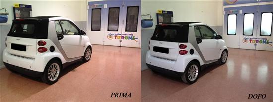 turone pellicole auto agrigento smart prima e dopo